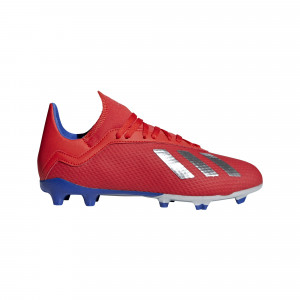Chaussures adidas X 18.3 FG Junior - Taille - 34