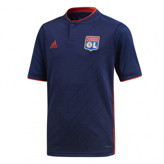 Olympique Lyonnais Junior Away Jersey 2018/2019 Without sponsor