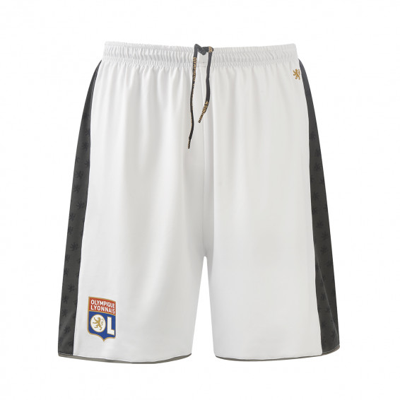 Short TrainingTeck blanc adulte