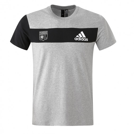 T-shirt homme gris sid adidas
