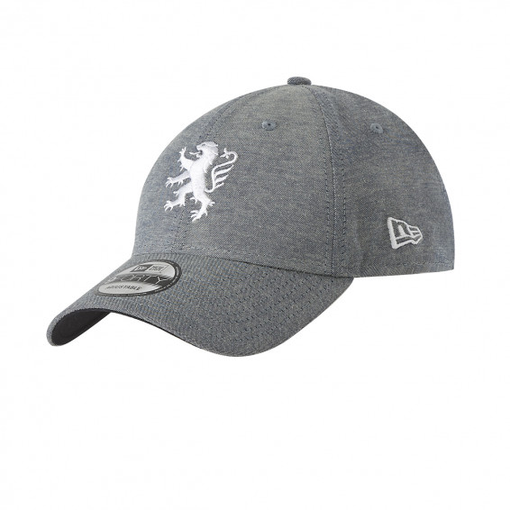 Casquette New Era 9FORTY Gris Lion