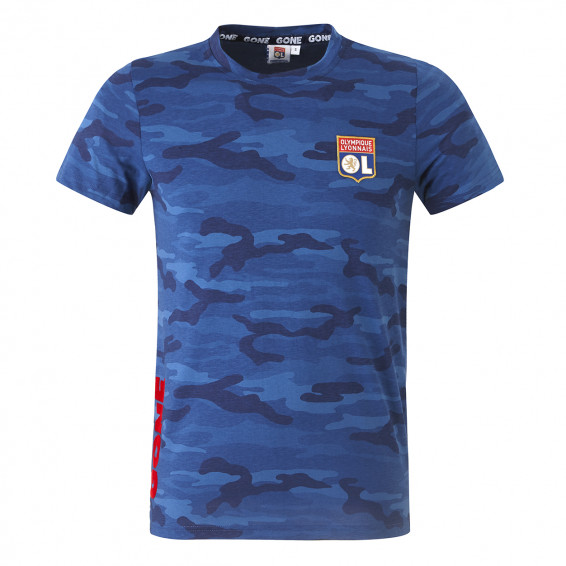 T-Shirt Camouflage Adulte