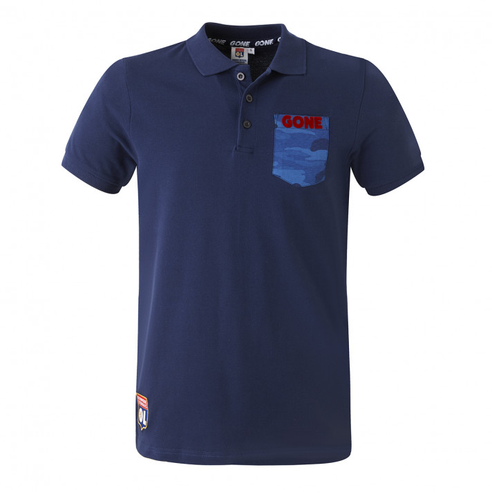 Polo Camouflage Adulte