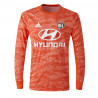 Junior Long Sleeve Goaltender's Jersey Red 19/20