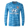 Men's long-sleeved blue 19/20 goalie jersey