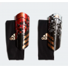 Red Black adidas Telstar Shin Guards 2018/2019