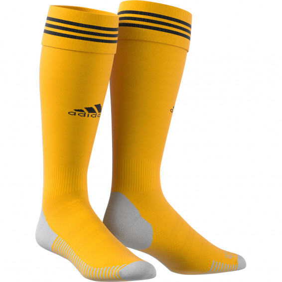 Gold Goalkeeper Socks OL adidas 19-20