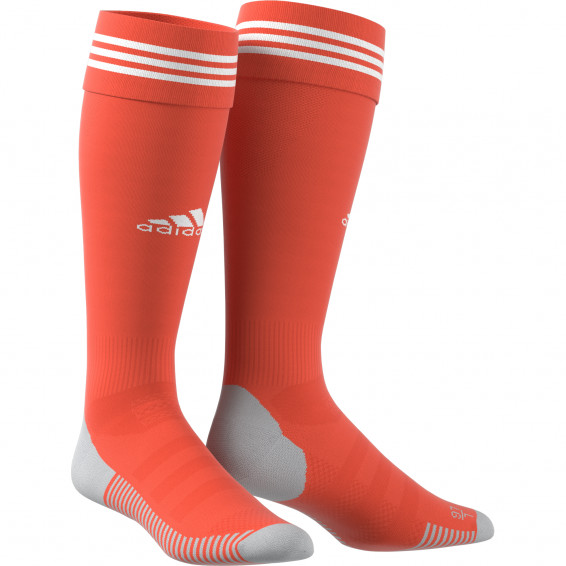 Red Goalkeeper Socks OL adidas 19-20