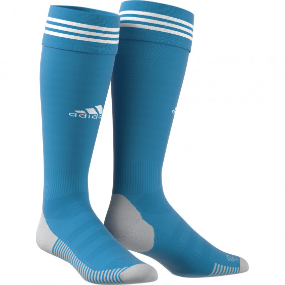 Blue Goalkeeper Socks OL adidas 19-20