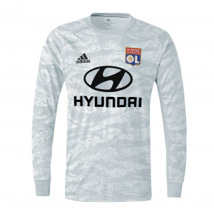 Maillot Gardien manches longues gris junior 19/20 - Taille - 13-14A