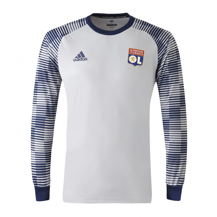 Goalkeeper Training Long Sleeves Stone T-shirt 2019/2020