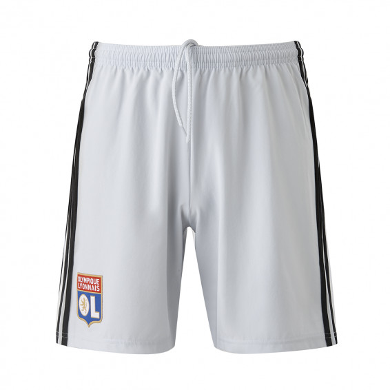 Junior Grey Goaltender Shorts 19/20
