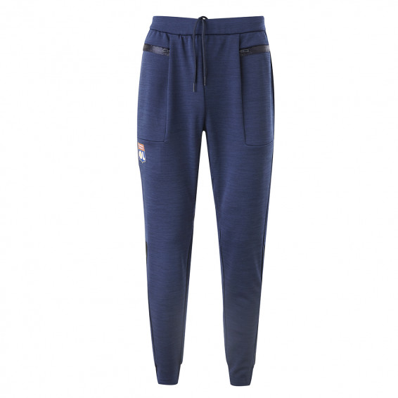 Adult blue adias tracksuit pants