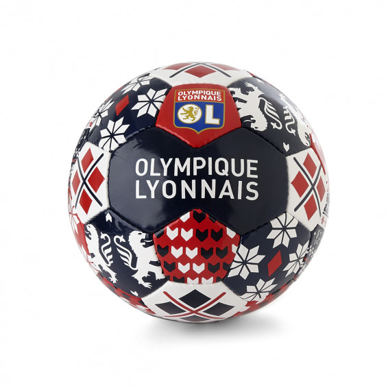 Christmas Ball Olympic Lyonnais