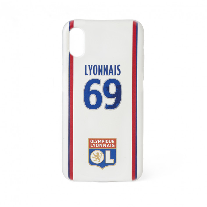Coque maillot Home 19/20 Iphone X/XS