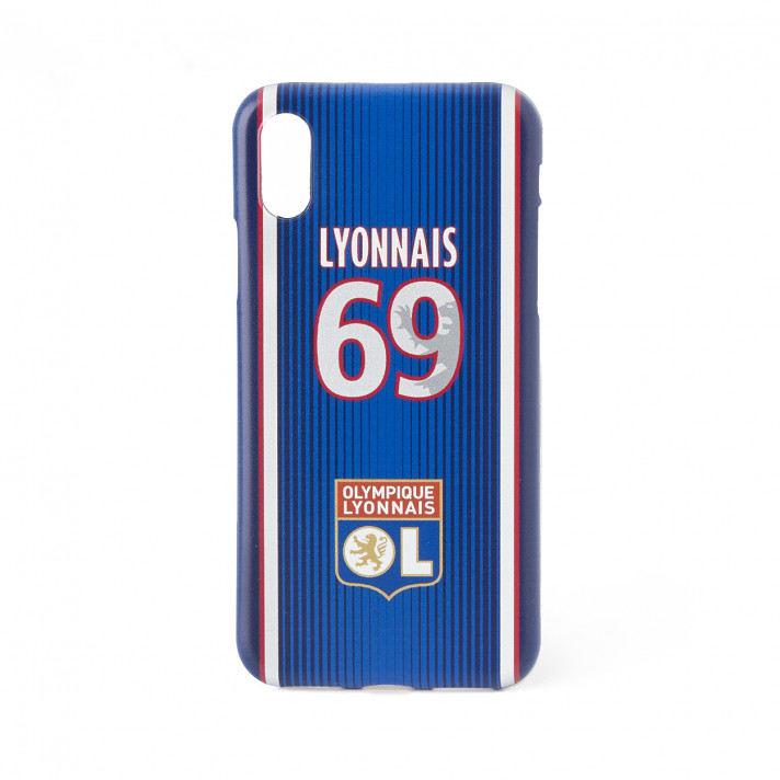 Coque maillot Away 19/20 Iphone X/XS