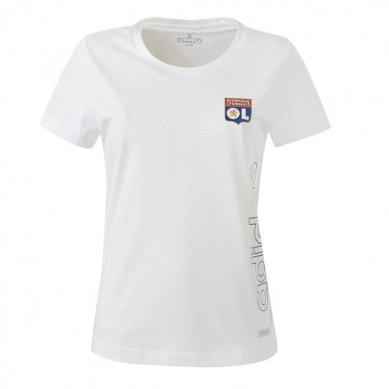 T-shirt asdidas woman white