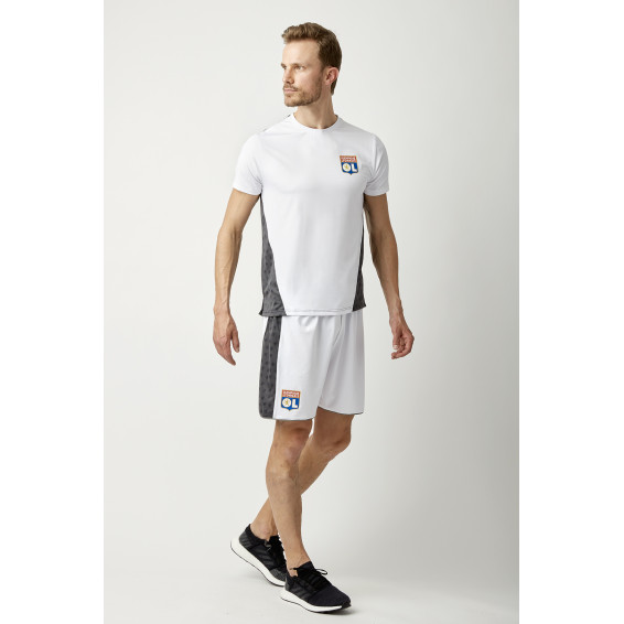 Tenue Training Teck Blanc Adulte