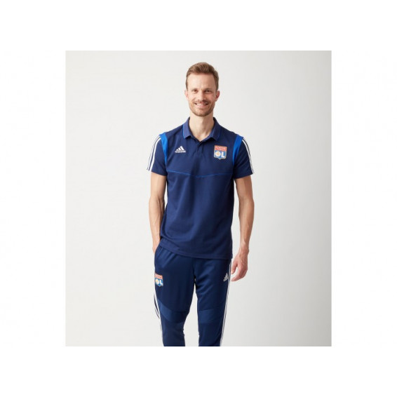 Blue Training Outfit Adult adidas 19-20 (Polo version)