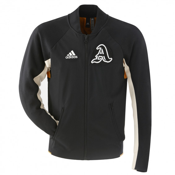 ADIDAS VRCT JACKET BLACK MAN