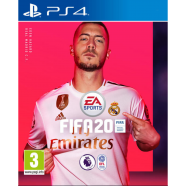 FIFA 20 PS4 Collector's metal box Olympique Lyonnais
