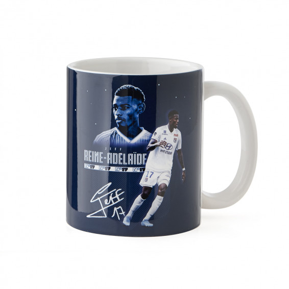 Queen Adelaide 19/20 player mug
