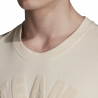 T-shirt VRCT adidas homme beige