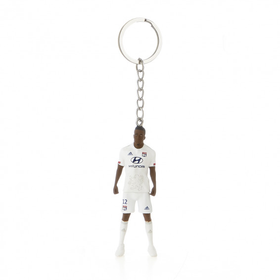 Mendes player keychain