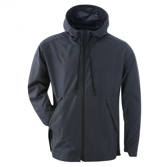 adidas Men's URBAN Blue Rain Jacket