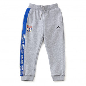 Pantalon knit adidas junior gris - Taille - 2-3A