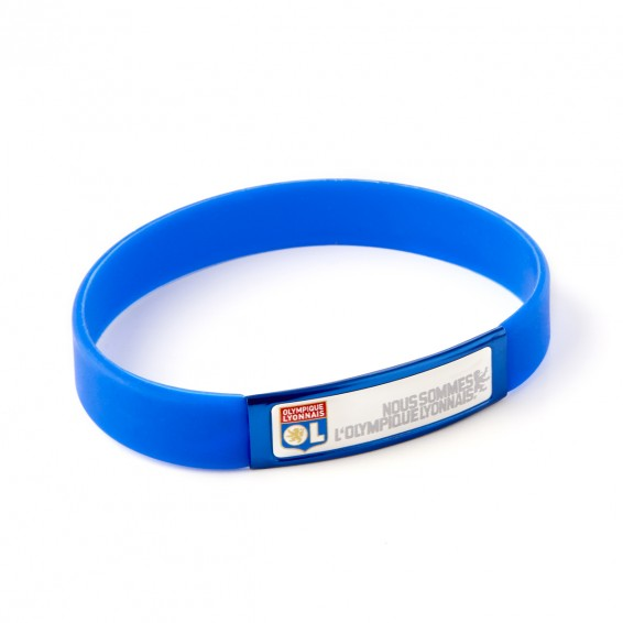 Bracelet Silicone Junior 2015/2016