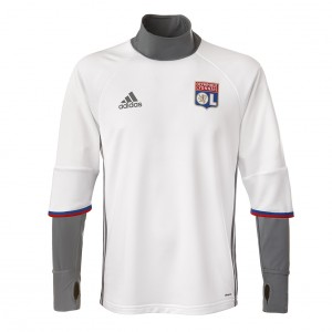Sweat Adulte adidas Entrainement Blanc 2016/2017 - Taille - XL